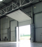 Industrial Sectional Garage Doors2