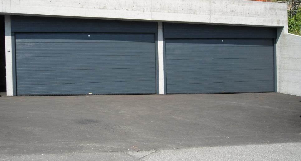 Residential Sectional Garage Door : Sectional garage doors analko aluminium industry