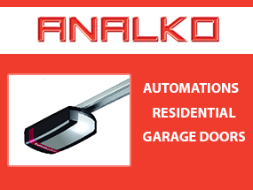 Automations - Residential Garage Doors