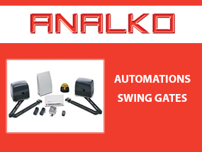 Automations Swing Gates