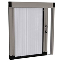 Pleated Insect Screens - Soffy Model