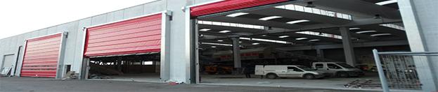 rapid doors Belt series