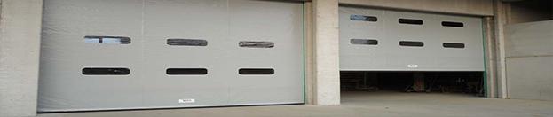 rapid doors Flexirun series