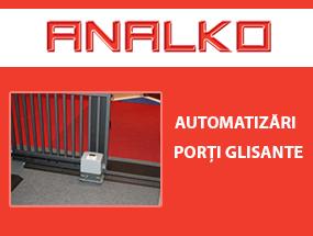 Automatizari porti glisante