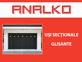 Usi sectionale glisante